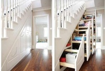 Declutter/storage/organise / by Suzanne Mountain