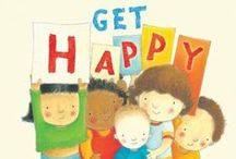 Happiness Happens! / Express your happiness. Find a book on how to be happiness. Be happy in August and all year round.