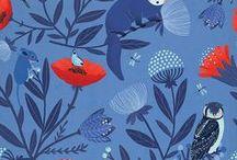 Antoana Oreski :: Pattern design