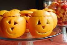Halloween and Day of the Dead / Food & Decor ideas for Halloween and Day of the Dead