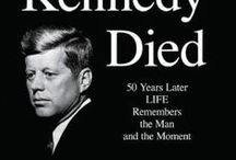 In Memory of John F. Kennedy / Join us as we commemorate the 50th anniversary of President Kennedy's assassination.
