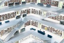 Our Favorite Libraries / Check out some of our faves from around the world!
