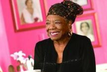 Remembering Maya Angelou / Beloved author, poet and civil rights activist has died at the age of 86. Remember her literary legacy by checking out these and more books.