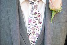 Wedding: Logan's attire / by Allie Smith