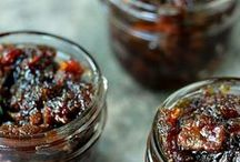 Salsas, Dips and Condiments / Recipes and inspiration for salsas, dips and condiments