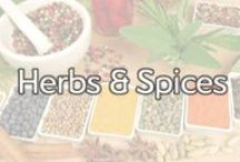 Herbs & Spices / Chicken recipes that use herbs and spices, along with tips for buying and storing herbs and spices. / by Gold'n Plump