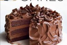 Cakes, Pies, Cookies & More! / Cookbooks that are all about baking and decorating desserts for all occasions.