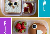 Lunchbox Ideas / School lunches for kids