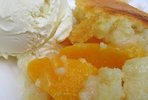 Desserts / by Laura Kline