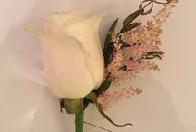Boutonnieres / boutonnieres--all styles!