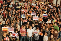 TBS Exchange students / More than 80 nationalities in our campuses