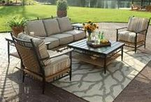 Furniture for Great Outdoor Living / Create your own personal resort in your backyard!