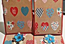 My cards / Scrapbooking cards for any occasion