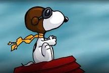 Snoopy and Gang / by Laura Kline