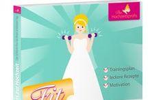 Fit bis zur Hochzeit / Abnehmen zur Hochzeit, oder zumindest nicht zunehmen, setzt viele Bräute unter Druck. Schluss damit! Mit unseren Ratgebern zur gesunden Ernährungsumstellung und fit sein bis zur Hochzeit tut ihr sogar noch etwas für eure Gesundheit! www.fit-hochzeit.de