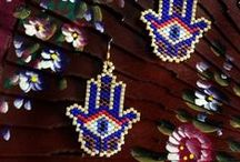   mirtillo   / Freshly Handmade Bohemian Jewellery and More.