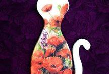 Jolie Art Handmade / cat's handmade & decoupage: https://www.facebook.com/RekodzieloJolieArt