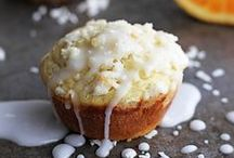 Muffins ||| / Here it's all about muffins - sweet to savory