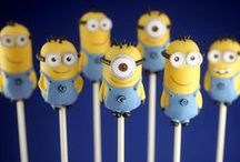 Cake Pops ||| / It's all about Cake Pops - those little cakes on a stick