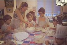 Madeleine Petit Cuisine / Taller de cocina para chicos