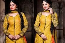 Eid Salwar Kameez Collection 2015 / Wholesale Eid Salwar Suits Collection 2015