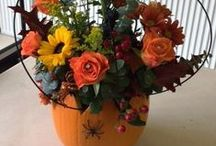 Floristry Ideas / Our Floristry classes are hugely popular. Take a look here at some of the work our learners produce.