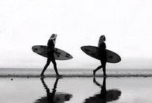 LEO'S BOARD / love surf