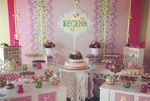 """Decoraciones """"Hoja en Blanco"""" / Galería de nuestros diseños realizados para fiestas."""