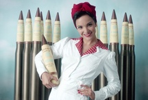 Bomb Girls USA / Bomb Girls on REELZ delves into the lives of the exceptional women who worked in munitions factories during WWII. The Bomb Girls movie 'Bomb Girls: Facing the Enemy' will premiere on REELZ Monday, May 26, 2014. / by REELZ