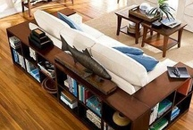 Storage Solutions / Clever Storage Solutions for around the home.