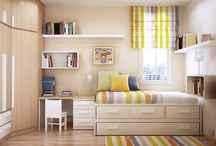 Kid's Rooms / Inspiring ideas for children's bedrooms and playrooms.