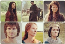 World Without End Characters