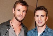 Handsome Men of Hollywood / Handsome Men of Hollywood