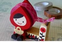 Masking ou washi tape
