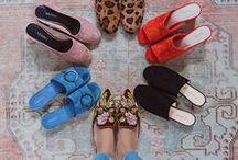 Sapatos / Painel de fotos para mulheres centopeias
