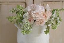"""""""Bloemerig rose voor Binnen"""" / Heerlijke bloemenplaatjes van rose bloemetjes in je interieur."""