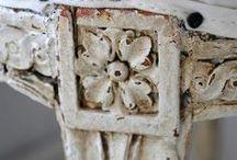 """""""Bloemerig Wit voor binnen"""" /  Sfeervolle plaatjes vano.a  witte bloemen in je interieur."""