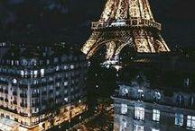 Paris / A cidade luz