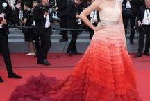 Tapete Vermelho / Os looks mais lindos das celebridades nos eventos mais badalados do mundo.