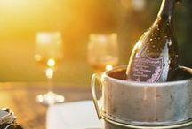 Champagne / Para beber estrelas