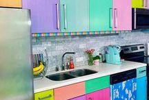 Casa Colorida / Transformando a vida em um arco-iris