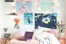 Quadros na parede / Decorando paredes com quadros