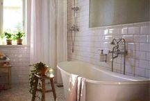 Banheiros / Eu quero um banheiro de estrela de cinema!