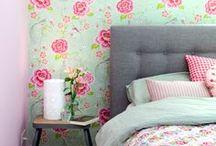 Verde e Rosa / Uma combinação de cores perfeita