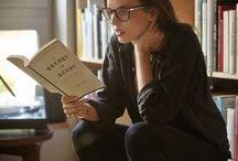 Livros / Ler é tudo de bom.