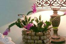 Ideias com Rolhas / Objetos de decoração para fazer com rolhas
