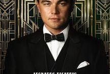 O Grande Gatsby / Obrigada Fitzgerald por esta história fantástica