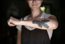 body art. / tattoos and ink I enjoy