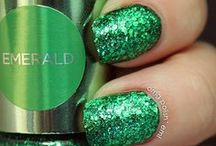 Emerald Inspiration / Emerald and white inspiration
