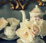 Hora do Chá / Chá das 5 em alto estilo